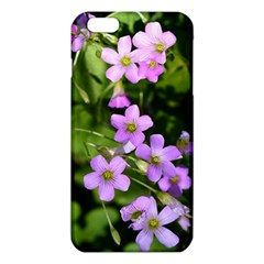 Little Purple Flowers Iphone 6 Plus/6s Plus Tpu Case by timelessartoncanvas