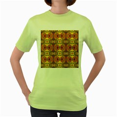 Roof Women s Green T Shirt