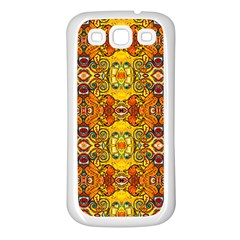 Roof Samsung Galaxy S3 Back Case (white)