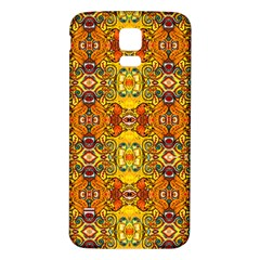 Roof Samsung Galaxy S5 Back Case (white)