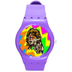 Ultimate Retro Wrestler Watch by sketchnkustom