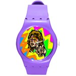 Ultimate retro wrestler watch Front