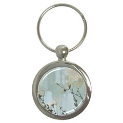 Wtfbroadwaygreen Key Chain (round) by lynngrayson