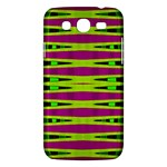 Bright Green Pink Geometric Samsung Galaxy Mega 5.8 I9152 Hardshell Case