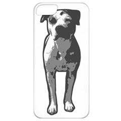 Pit Bull T Bone Graphic  Apple Iphone 5 Classic Hardshell Case by ButThePitBull