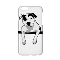 Pit Bull T Bone Graphic  Apple Iphone 6/6s Hardshell Case by ButThePitBull