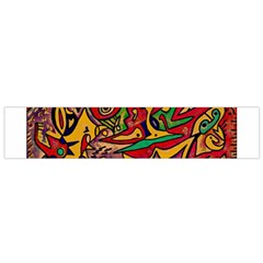 Bipolar Free Will Flano Scarf (small)