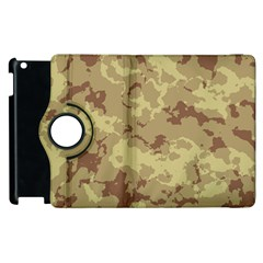 Deserttarn Apple Ipad 3/4 Flip 360 Case
