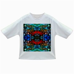 Colorful  Underwater Plants Pattern Infant/toddler T Shirts