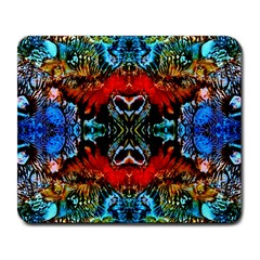 Colorful  Underwater Plants Pattern Large Mousepads