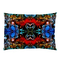 Colorful  Underwater Plants Pattern Pillow Case