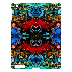 Colorful  Underwater Plants Pattern Apple Ipad 3/4 Hardshell Case
