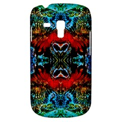 Colorful  Underwater Plants Pattern Samsung Galaxy S3 Mini I8190 Hardshell Case