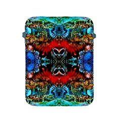 Colorful  Underwater Plants Pattern Apple Ipad 2/3/4 Protective Soft Cases by Costasonlineshop