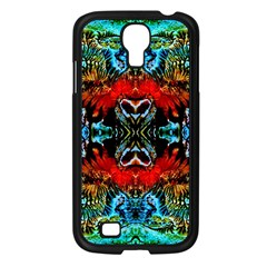 Colorful  Underwater Plants Pattern Samsung Galaxy S4 I9500/ I9505 Case (black)