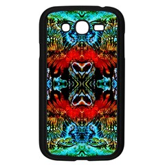 Colorful  Underwater Plants Pattern Samsung Galaxy Grand Duos I9082 Case (black) by Costasonlineshop