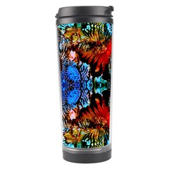 Colorful  Underwater Plants Pattern Travel Tumblers by Costasonlineshop