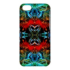 Colorful  Underwater Plants Pattern Apple Iphone 5c Hardshell Case
