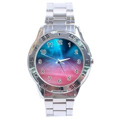 Aura By Bighop Collection Stainless Steel Analogue Watch by bighop