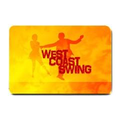 West Coast Swing Small Doormat