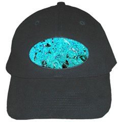 Aquamarine Collection Black Cap by bighop