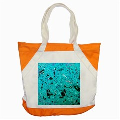 Aquamarine Collection Accent Tote Bag by bighop
