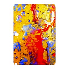 Gold And Red Samsung Galaxy Tab Pro 12 2 Hardshell Case by 20JA