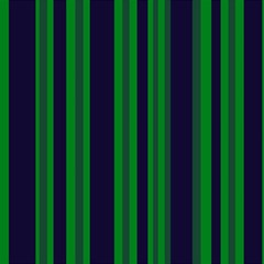 Dark Blue Green Striped Pattern Magic Photo Cubes by BrightVibesDesign