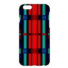 Stripes And Rectangles  			apple Iphone 6 Plus/6s Plus Hardshell Case by LalyLauraFLM