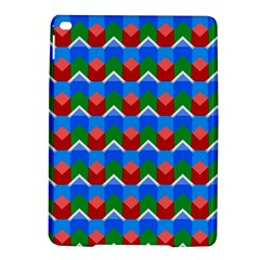 Shapes Rows apple Ipad Air 2 Hardshell Case by LalyLauraFLM