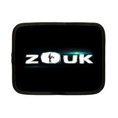 Zouk Dance Netbook Case (small)