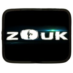 Zouk Dance Netbook Case (xl)