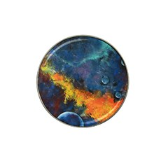 Space Balls Hat Clip Ball Marker (10 Pack) by timelessartoncanvas