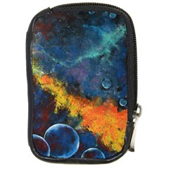 Space Balls Compact Camera Cases by timelessartoncanvas