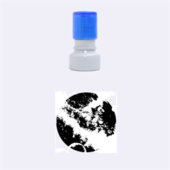 Space Balls Rubber Round Stamps (small)