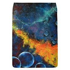 Space Balls Flap Covers (s)  by timelessartoncanvas