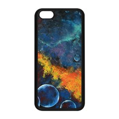 Space Balls Apple Iphone 5c Seamless Case (black) by timelessartoncanvas