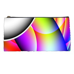 Psychedelic Design Pencil Cases by timelessartoncanvas