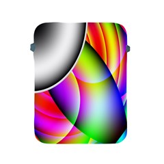 Psychedelic Design Apple Ipad 2/3/4 Protective Soft Cases by timelessartoncanvas