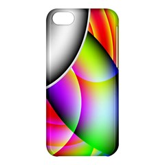 Psychedelic Design Apple Iphone 5c Hardshell Case by timelessartoncanvas