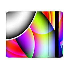 Psychedelic Design Samsung Galaxy Tab Pro 8 4  Flip Case by timelessartoncanvas