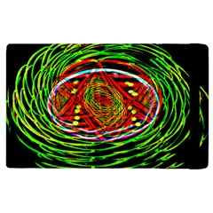 Star Bright Apple Ipad 2 Flip Case by MRTACPANS