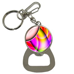 Colorful 1 Bottle Opener Key Chains by timelessartoncanvas