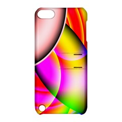 Colorful 1 Apple iPod Touch 5 Hardshell Case with Stand by timelessartoncanvas