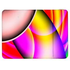 Colorful 1 Samsung Galaxy Tab 7  P1000 Flip Case by timelessartoncanvas