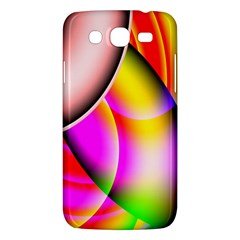 Colorful 1 Samsung Galaxy Mega 5 8 I9152 Hardshell Case  by timelessartoncanvas