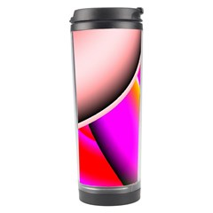 Colorful 1 Travel Tumblers by timelessartoncanvas