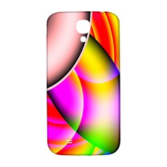 Colorful 1 Samsung Galaxy S4 I9500/i9505  Hardshell Back Case by timelessartoncanvas