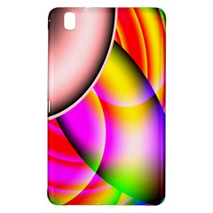 Colorful 1 Samsung Galaxy Tab Pro 8 4 Hardshell Case by timelessartoncanvas