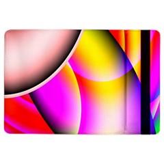 Colorful 1 iPad Air 2 Flip by timelessartoncanvas